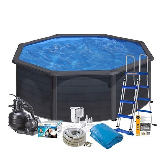 pool 120 cm djup